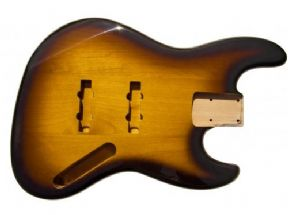 JAZZ BASS BODY TOBACCO SUNBURST